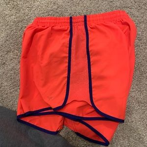victoria secret running shorts